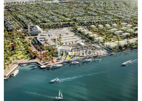 Gorgeous Residential Plot for sale in Yas Island