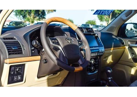 2019 Toyota Prado VX-L 3.0L DIESEL - ZERO KM - FOR EXPORT