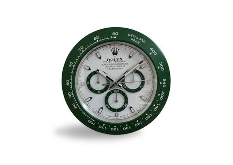 Brand new Luxury Rolex wall clocks.