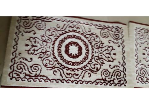 New Carpets set