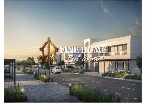 Beautiful Residential Land for sale in Al Shamkha