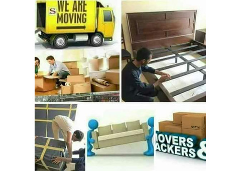 MOVERS & PACKERS  055 2930121