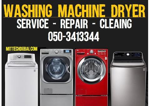 Washing Machine Service Repair Center Workshop in Dubai