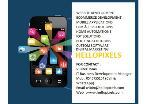 Website , Mobile application & CRM cheap price