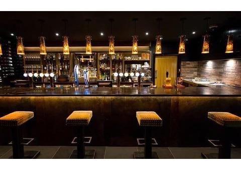 SPA / Restaurant & Bar / Night Club (African & Indian)
