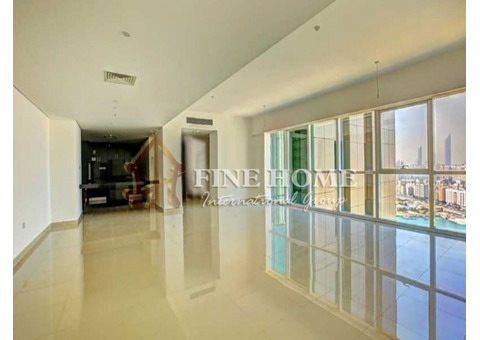 2 BR Apartment With Study Room / Maid Room in Al Reem Island