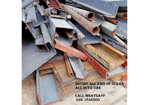All Kind's of Scraps Buyer Call 056 7836 800