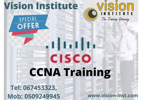 CCNA COURSE IN AJMAN | ENROL NOW, NEW BATCH | CALL 0509249945