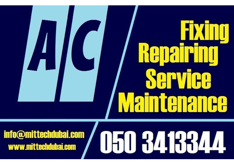 Ac Service Repair in DIP Jebel Ali Al Quoz DIC Barsha Jumeirah Dubai