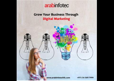 Web designing and Digital marketing Company