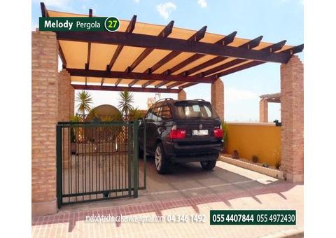 Pergola Suppliers Dubai | Pergola Manufacture UAE | Garden Area Pergola