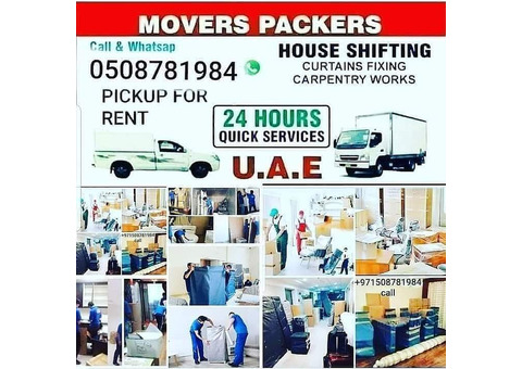 WN MOVERS AND PACKERS +971508781984