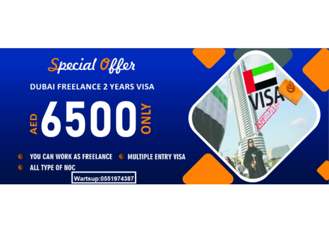 Freelance Visa For Dubai