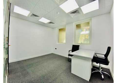 Newly Open Business Centre in Abu dhabi