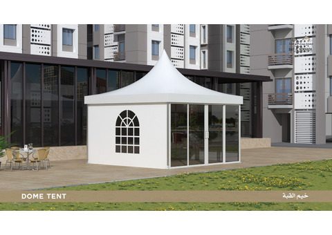 Tent Rental for Events & Exhibitions