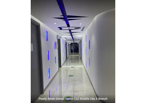 Pearly Smile Dental Center Khalifa Branch