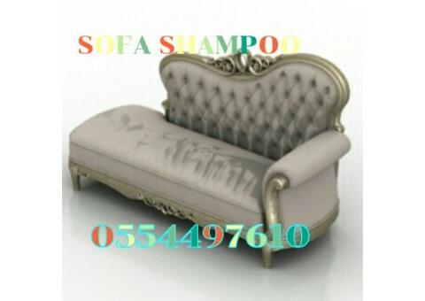 Professional Shampoo Cleaning Sofa Carpet Dubai 0554497610
