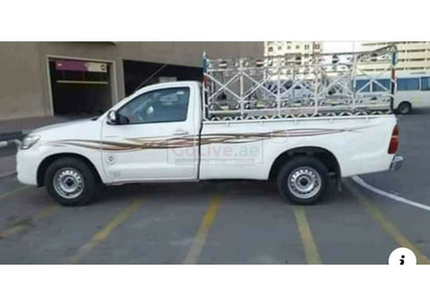 Pickup for rent in JVC 0567172175