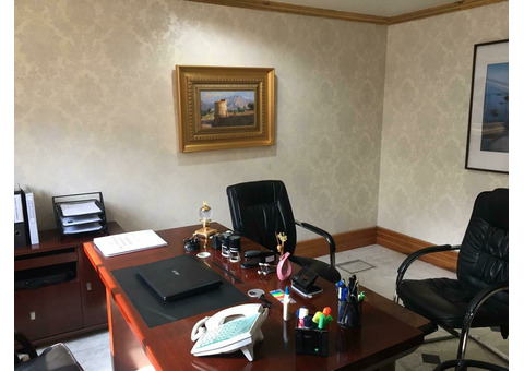 Business Setup/Office Space in Abu Dhabi