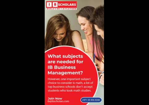 IB Business Management Tutoring in Dubai