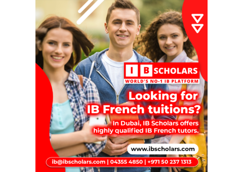 IB French Tutoring