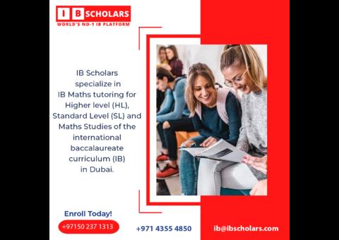 IB Maths Tutoring in Dubai