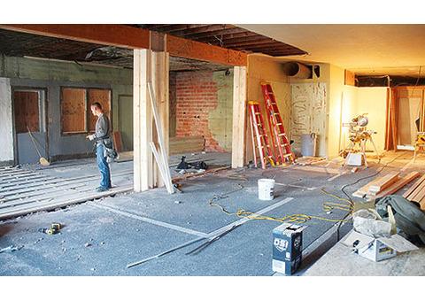 Maintenance & Renovation