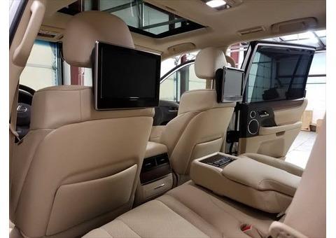 2017 Lexus lx 570 platinum