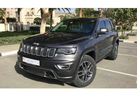 2017 Jeep Grand Cherokee Limited 3.6L