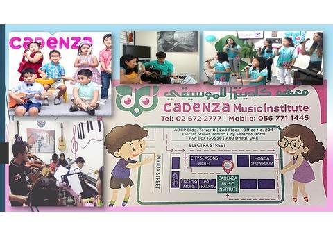 Spring Camp! (MUSIC) Cadenza Music Institute - Abu Dhabi
