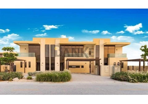 3 BR Townhouse | Richmond, Akoya (DAMAC Hills)