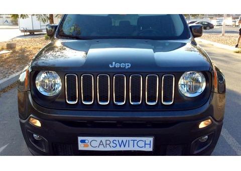 2017 Jeep Renegade Longitude 2.4L