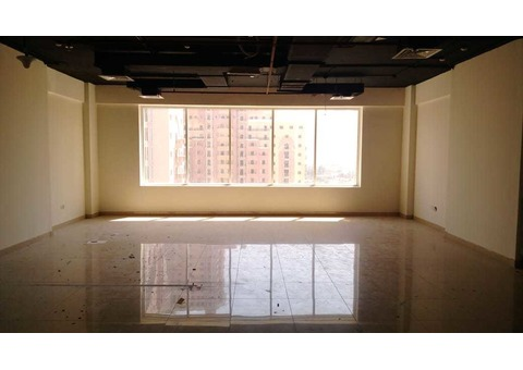 Best Deal Office For rent start from 43k per year without commission