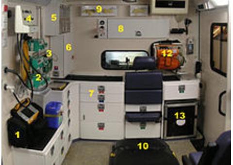 UAE Ambulance Service available