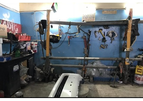 Auto Garage for sale