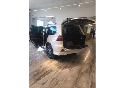 2018 GCC LEXUS LX 570