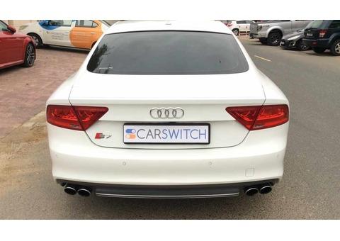 2014 Audi S7 Quattro