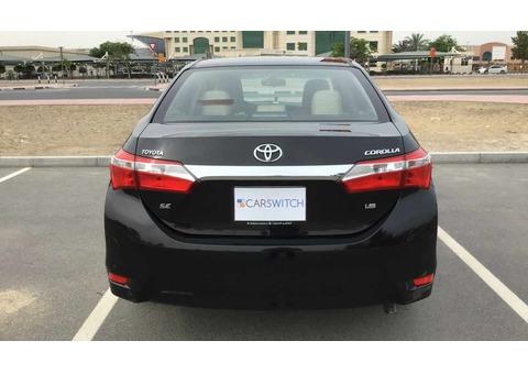 2015 Toyota Corolla SE 1.6L