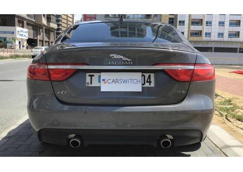 2017 Jaguar XF R Sport