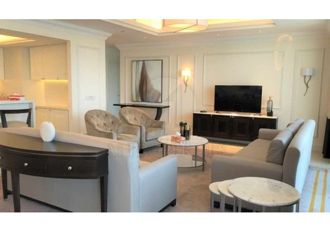Furnished 4BR Apartment in The Address BLVD
