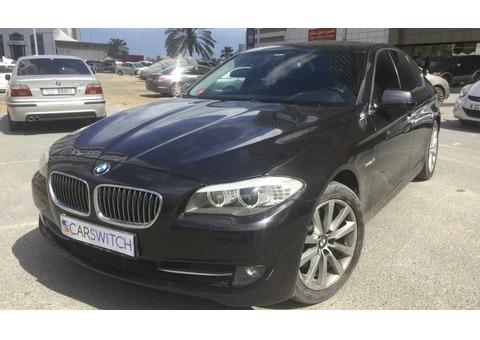 2012 BMW 528 2.0 T
