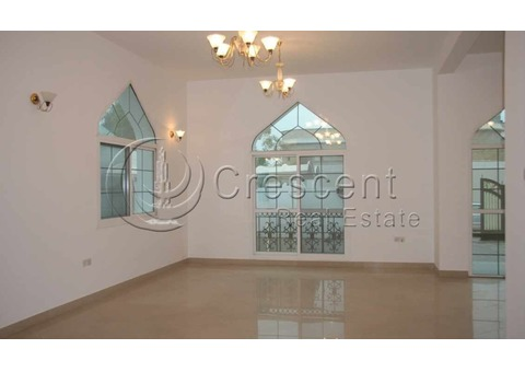 Great Independent 4 Bed Villa For Family in Al Safa