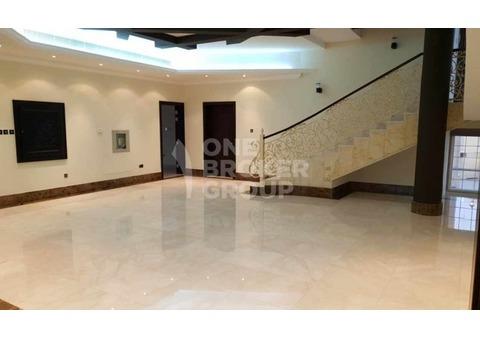 Luxury MASTER 5BR Independent Villa marble