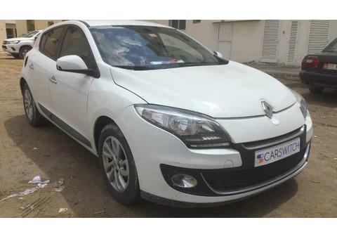 2014 Renault Megane 1.6L
