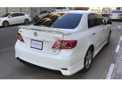 2013 Toyota Corolla Sport 1.8