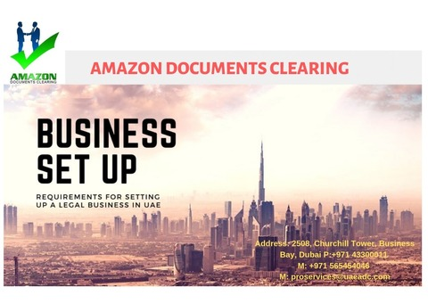 SETUP YOUR OWN BUSINESS IN DUBAI