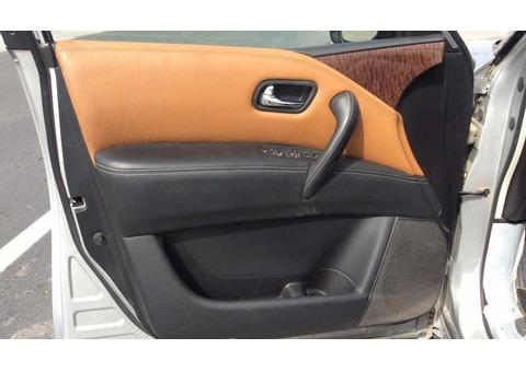 2016 Nissan Patrol SE