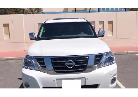 RAMADAN OFFER! Nissan Patrol 1585/- monthly 0 down payment , V8 Gcc