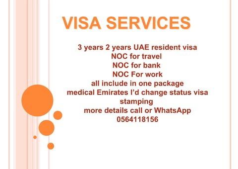 uae freelance visa services