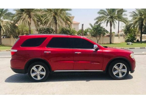 RAMADAN OFFER! DURANGO FULL OPTION 1315/- MONTHLY 0 DOWN PAYMENT , MINT CO